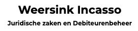 Weersink Incasso Juridische Zaken & Debiteurenbeheer
